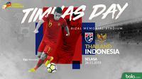Sea Games 2019 - Sepak Bola - Thailand Vs Indonesia (Bola.com/Adreanus Titus)