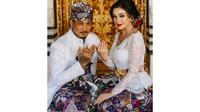 Jerinx SID menikah (Sumber: Instagram/jrxsid)