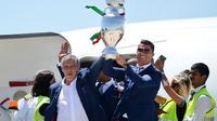 Cristiano Ronaldo (AFP/PATRICIA DE MELO MOREIRA)