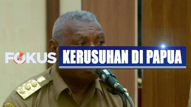 ubernur Papua Barat akan mengundang tokoh masyarakat untuk berdialog mengenai permasalahan yang terjadi.