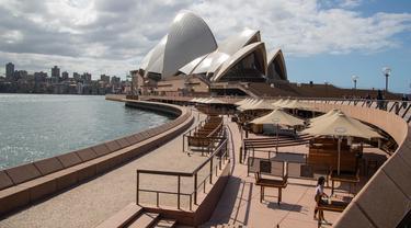 Sektor Pariwisata di Australia terdampak virus corona COVID-19
