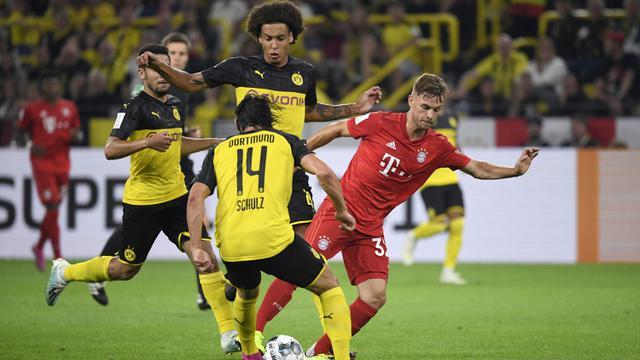Klasemen Bundesliga Jelang Duel Borussia Dortmund Vs Bayern Munchen Bola Liputan6 Com