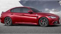 Menggunakan mesin Quadrifoglia bertenaga 510 Tk, sedan sport medium ini akan dipasarkan mulai 2016.
