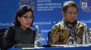 Melebihi Target, Pertemuan IMF-Bank Dunia Diikuti 34 Ribu Peserta