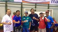 Turnamen Futsal IA-ITB dibuka oleh Wakil Menteri ESDM Arcandra Tahar (Ist)
