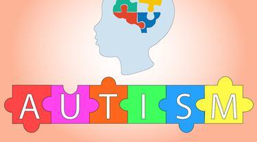 Ilsutrasi autisme. Foto: Pixabay