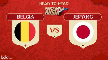 Berita video head-to-head Piala Dunia Rusia 2018: Belgia vs Jepang.