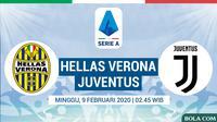Serie A - Hellas Verona Vs Juventus (Bola.com/Adreanus Titus)