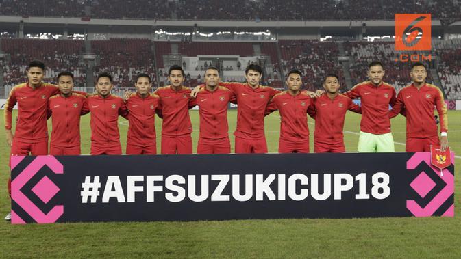 Piala AFF 2018: Timnas Indonesia Babak Belur di Markas Thailand