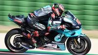 Pembalap Yamaha, Fabio Quartararo. (Dok. Yamaha Racing)