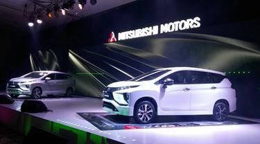 Akhirnya, Sosok Small MPV Penantang Avanza dari Mitsubishi Muncul.