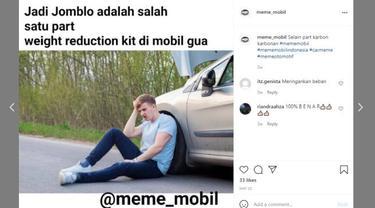 meme otomotif