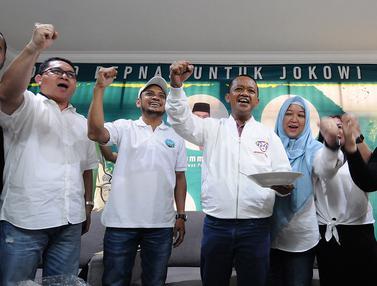 Sambut Kemenangan Jokowi-Ma'ruf Amin, Relawan Pengusaha Muda Gelar Syukuran