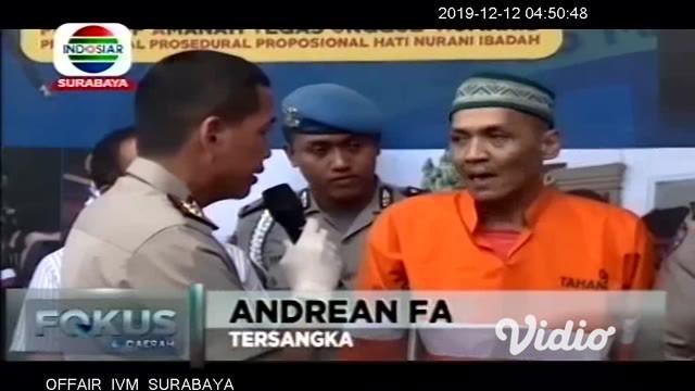 Polresta Malang Kota berhasil menangkap satu dari empat tahanan yang kabur dari dalam tahanan. Satu tersangka yang tertangkap, mengatakan nekat kabur karena ingin menyaksikan putranya yang akan melangsungkan pernikahan.