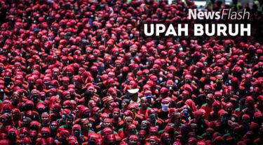 Jumlah tersebut naik sekitar Rp 300 ribu dari UMP tahun ini, yakni Rp 3,1 juta.