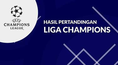 Berita Video, Hasil Pertandingan Liga Champions Matchday 2