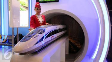 Melihat Pameran Alat Transportasi di JIExpo Kemayoran