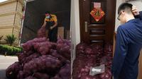 Diselingkuhi, Wanita Ini Kirim 1 Ton Bawang Merah ke Rumah Mantan Pacarnya (Sumber: World of Buzz)
