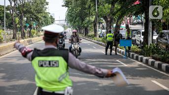 Operasi Patuh Jaya 2021, Polisi Tidak Akan Lakukan Razia di Jalan