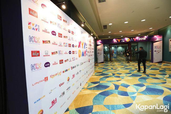 Venue XYZ Day 2018/copyright kapanlagi.com/Budi Santoso