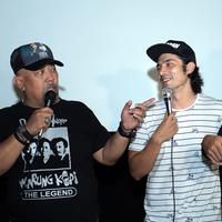 Nobar Warkop DKI Reborn Part 2 (Deki Prayoga/bintang.com)