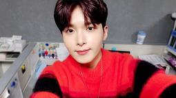 Telah berkarir bersama Super Junior hampir 14 tahun, tepat hari ini Ryeowook berulang tahun ke 32. (Sumber: IG/@superjunior)