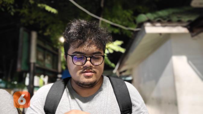 Hasil foto bokeh menggunakan Vivo V19. (Liputan6.com/ Agustin Setyo W)