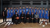 Klub basket asal Jateng, Satya Wacana Salatiga, mengusung spirit baru menghadapi Indonesia Basketball League (IBL) musim 2016.