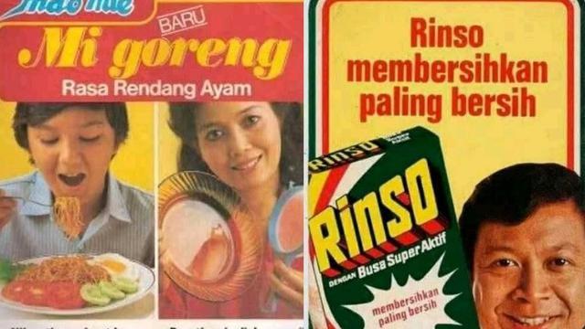 10 Iklan Produk Jaman Dulu Bikin Nostalgia Masa Kecil Citizen6