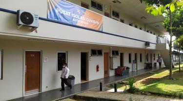 PPSDM BNN Lido disulap menjadi tempat isolasi OTG Covid-19 Kota Bogor