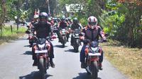 PT AHM dan PT MPM bersama komunitas CB150R StreetFire rayakan kemerdekaan dengan turing ke Bromo. Yuk, ikuti keseruan perjalanan mereka!