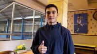 Zalnando jadi pemain baru Persib mulai musim 2019. (Bola.com/Erwin Snaz)