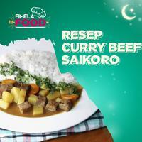 Hangatkan Lebaran dengan Curry Beef Saikoro
