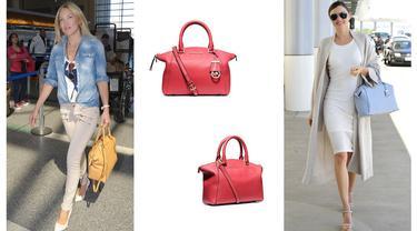 Kate Hudson &  Miranda Kerr - Michael Kors Riley Bag