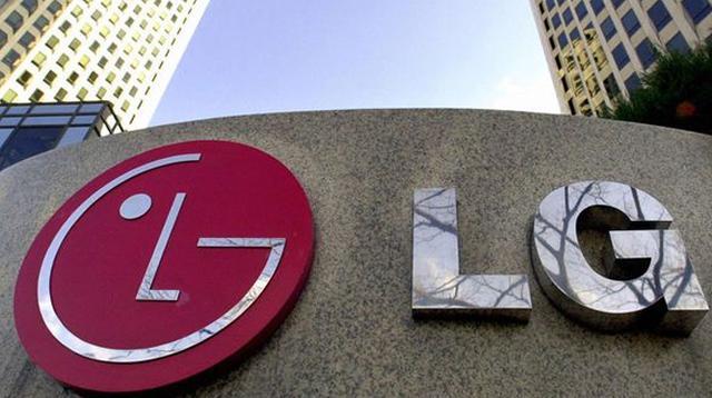 Foto: Logo LG (mirror.co.uk)