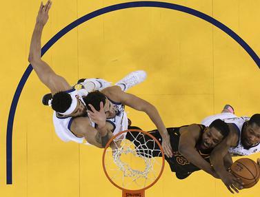 NBA, Golden State Warriors, Cleveland Cavaliers