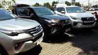 Selepas peluncuran all new Fortuner 22 Januari 2016, Toyota Astra Motor telah mengantongi pesanan sebanyak 1.700 unit.