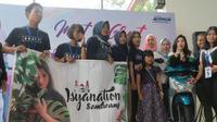 Mio S Roadshow Concert featuring Isyana Sarasvati sapa Semarang. (YIMM)