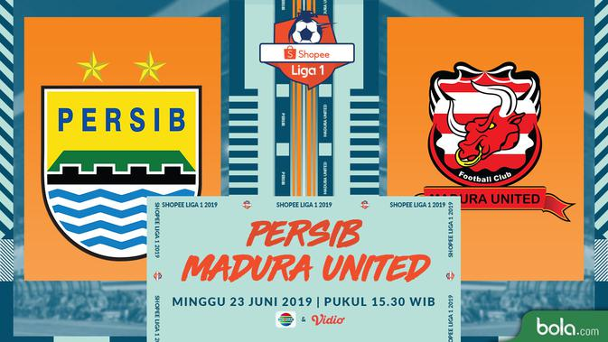 Eksklusif Live Streaming Shopee Liga 1 di Indosiar: Persib Vs Madura United 5