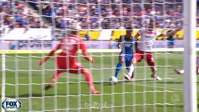 Hoffenheim terus berusaha agar dapat mengakhiri musim ini di peringkat empat besar seusai mengalahkan Hamburg 2-0 dalam lanjutan B...