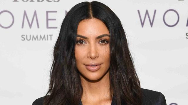 Kim Kardashian (AFP)