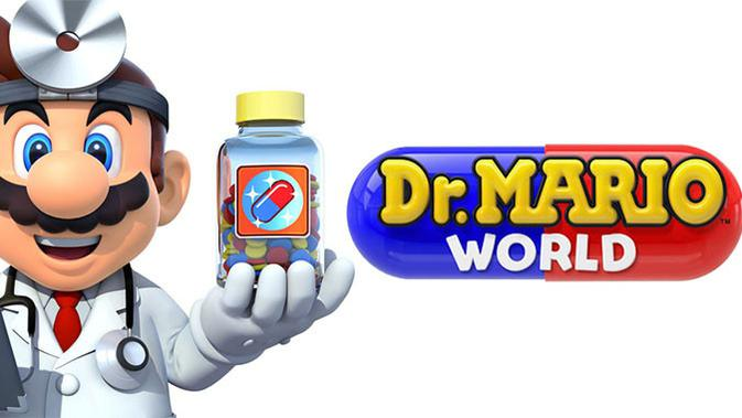 Dr. Mario World bakal meluncur di perangkat Android dan iOS. (Doc: Culture of Gaming)