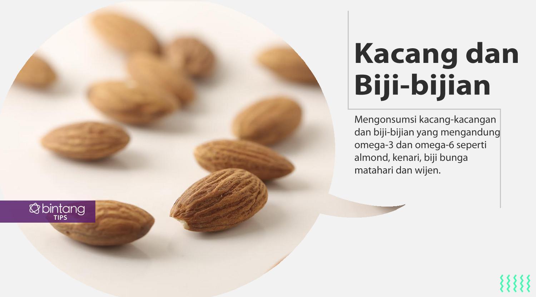 Makanan ini bisa bantu kamu atasi kerontokan. (Foto: Daniel Kampua, Digital Imaging: Nurman Abdul Hakim/Bintang.com)