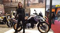 BMW Motorrad secara resmi memasarkan F850GS di Indonesia (Oto.com).