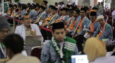 Pengecekan Kelengkapan Administrasi Calon Jemaah Haji