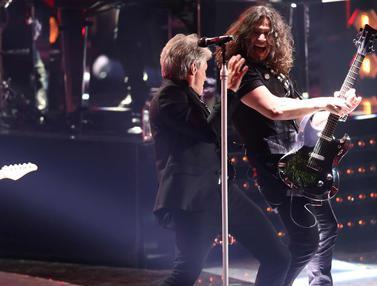 Bon Jovi-iHeartRadio Music Awards 2018