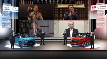 Toyota dan Daihatsu Perkenalkan Raize-Rocky di Indonesia (Ist)