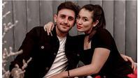 Amanda Gonzales dan Ladislao Camara Carranza (Sumber: Instagram/gonzalezamanda10)