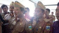 Bupati Garut Rudy Gunawan (Liputan6.com/Jayadi Supriadin)
