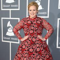 'Albumnya mungkin saja akan segera keluar. Namun untuk saat ini, Adele jelas tak ingin menjalankan tur untuk albumnya nanti,' ujar salah seorang sumber. (Bintang/EPA)